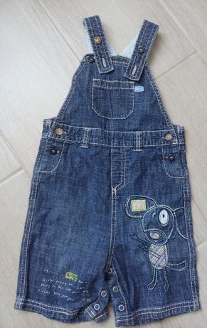 Джинсовая одежда на девочку 1-4 лет.