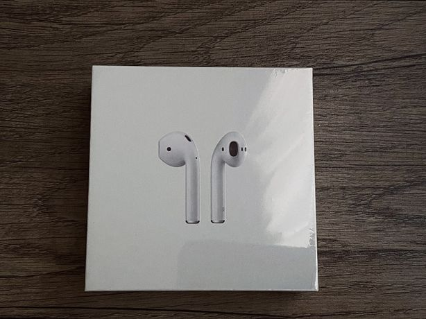 AirPods 2 NOWE