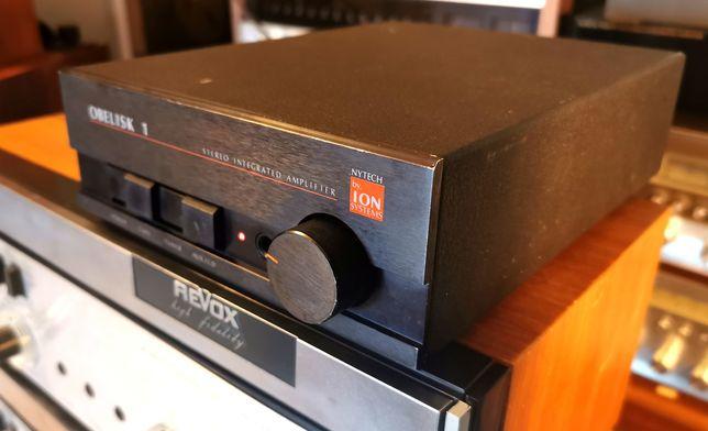Wzmacniacz ION system Obelisk 1 wspaniały dźwięk vintage