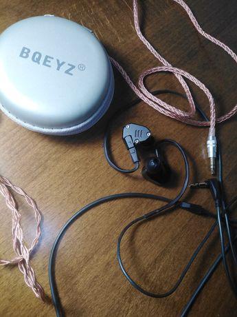 Наушники KZ ZS 6 (Knowledge Zenith) + сменный кабель BQEYZ®