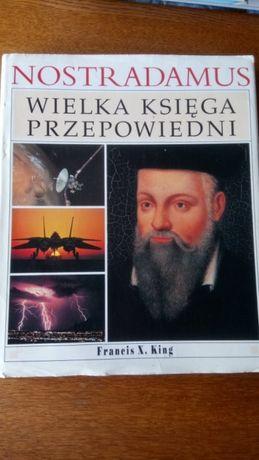 Nostradamus wielka księgą przepowiedni