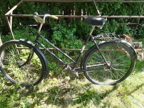 Stary rower Romet