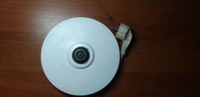 Подставка со шнуром для электрочайника ротекс Rotex
