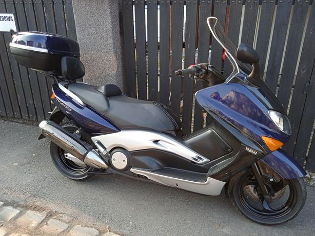Yamaha Tmax 500,2001r, rarytas tylko 13000km., oryginał bezwypadkowy