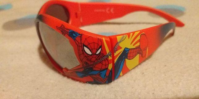 Okulary na lato Spiderman dla dziecka