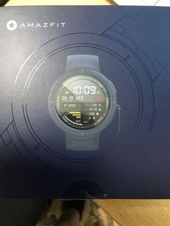 Смарт-часы Xiomi AmazFit Verge, Twilight Blue (A1811)