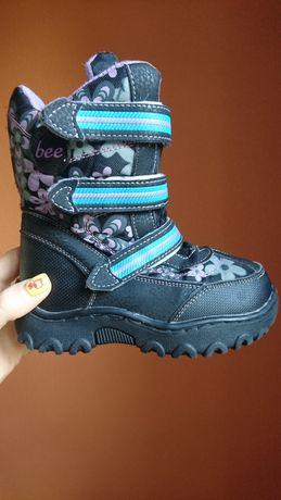 Зимние сапоги ,зимние ботинки