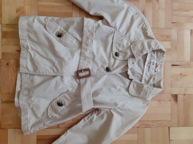 Kurteczka plaszcz płaszczyk H&M