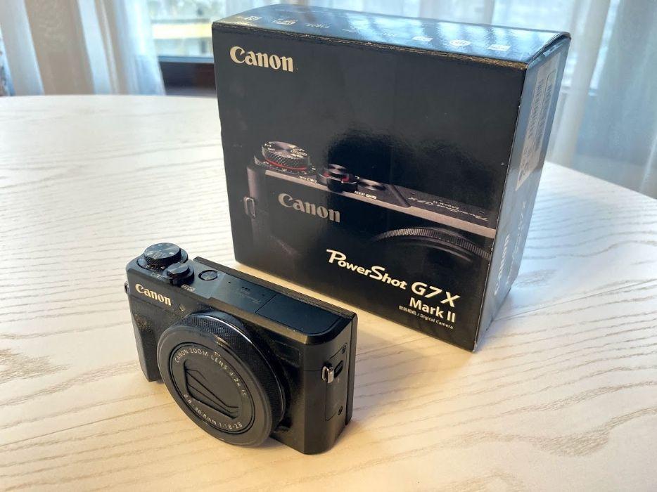 продам Canon PowerShot G7 X Mark II Киев - изображение 1