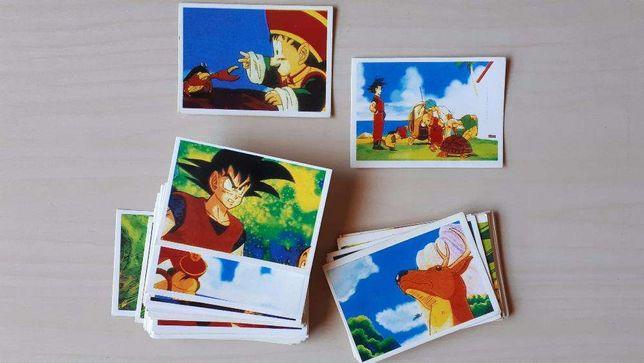 Cromos Panini - Dragon Ball Z (1994) - Atualizado 08/05/2021