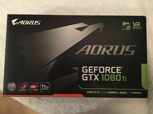 AORUS GeForce GTX 1080 Ti 11GB Nowy