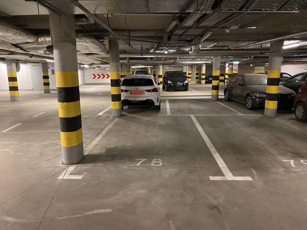 Bezpieczny Parking / Garaż / Miejsce postojowe przy Grzybowska