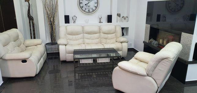 Sofa,kanapa,fotel.Komplet wypoczynkowy