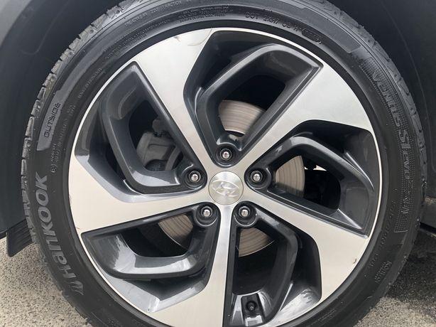 19 диски на 18 Hyundai Tucson