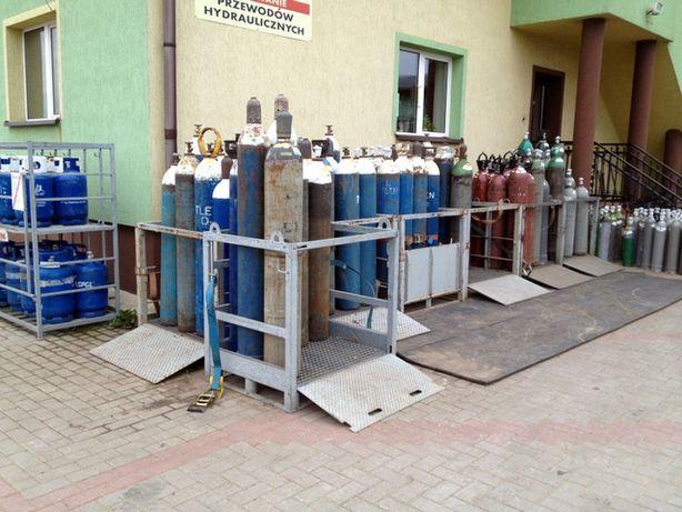 Gazy techniczne Grajewo Tlen CO2 Argon Hel Acetylen Azot AMIX