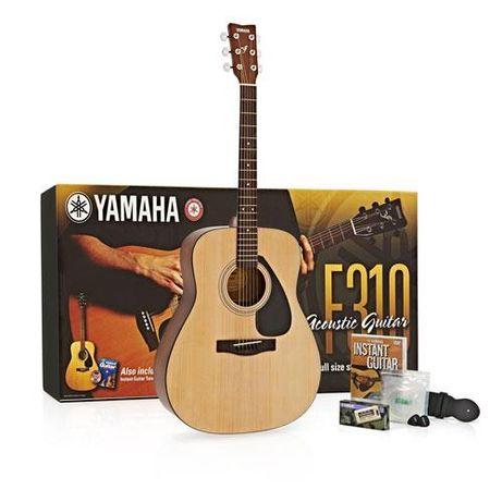 Pack Guitarra Acústica YAMAHA F310P2