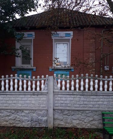 !Продам усадьбу с жилым домом в Русской Лозовой