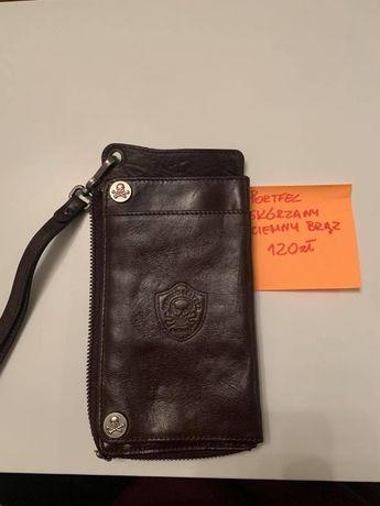 Komplet portfeli - damski + męski - idealny na prezent!