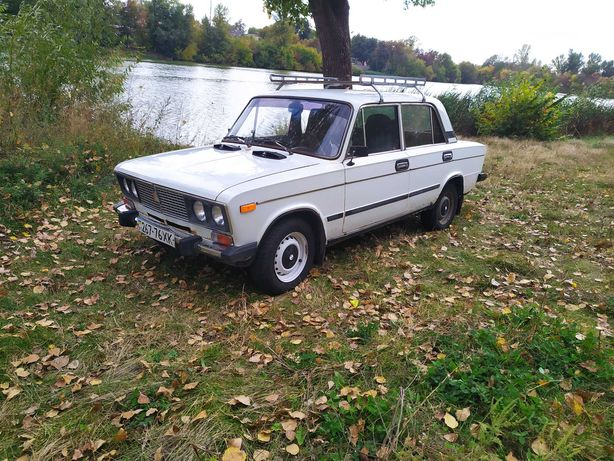 ВАЗ 21063 експортний варіант 1990 рік.