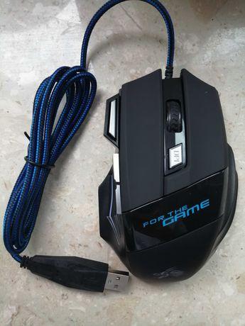 Myszka Przewodowa Gamingowa 2.4 Ghz Mysz dla graczy