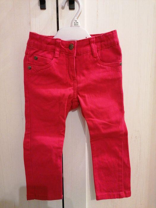 Spodnie jeans rozm. 86 Szczecin - image 1