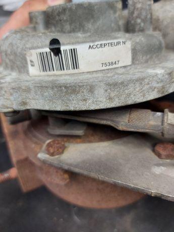 Turbosprężarka FORD C-MAX VOLVO