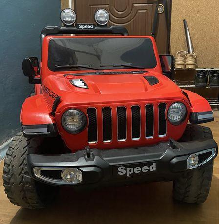 Электромобиль детский Електромобіль дитячий Jeep 4x4