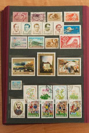 FILATELISTYKA - Znaczki pocztowe WĘGRY - 50 sztuk (każdy inny)