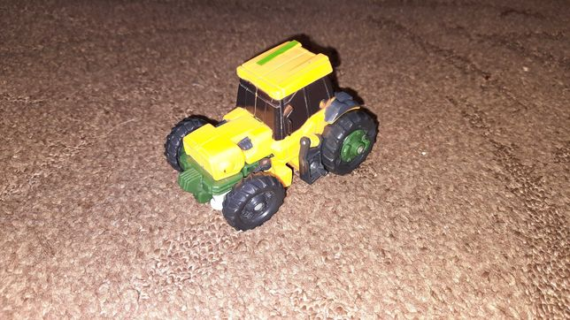 Игрушка Трактор-трансформер.