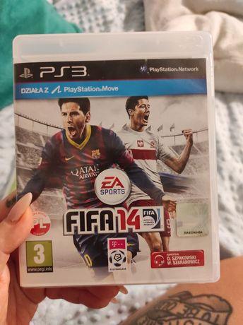 FIFA 14, gra na PS3