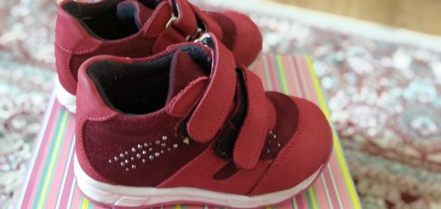 Дитячі черевички Perlina orthopedik