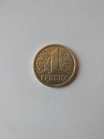 1 гривна 1995 состояние хорошее