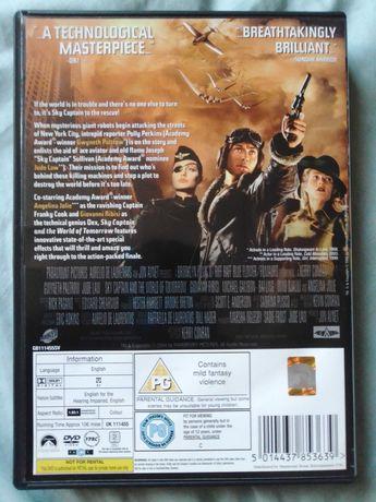 Sky captain and the world od tomorrow dvd film