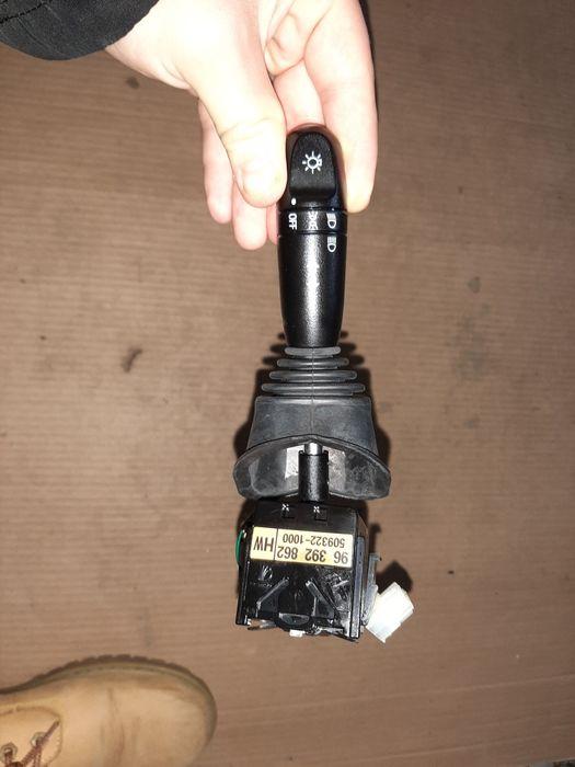 Переключатель подрулевой Chevrolet Lacetti Вишневое - изображение 1