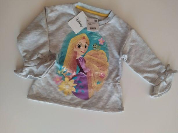 Bluza dla dziewczynki 92 Reserved nowa Disney