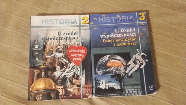 Historia, cz. 2 i 3, poziom gimnazjum = kl. 7 i 8