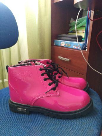 Ботинки новые 36р.