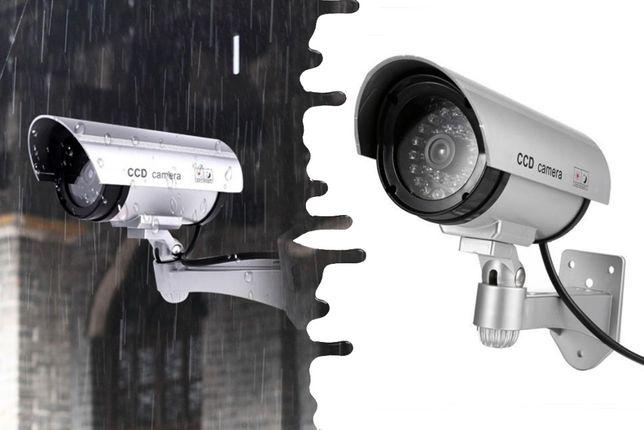 Камера видеонаблюдения обманка муляж видеокамера Dummy IR Camera CCD