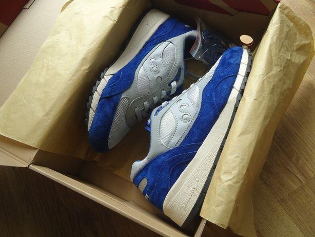 Saucony Shadow 6000 Blue Grey
