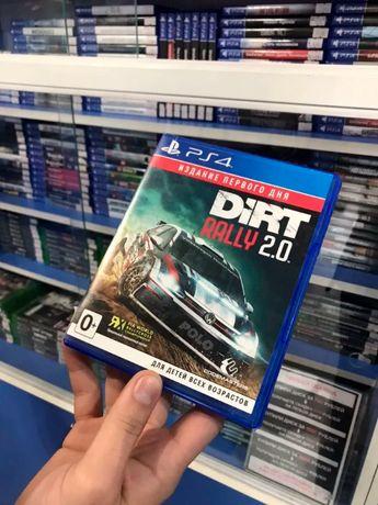 DiRT Rally 2.0 гонки по бездорожью