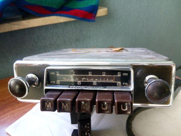 Zabytkowe radio Becker Europa MU lata 50 te