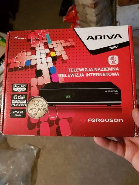 Dekoder DVB-T Ferguson Ariva T650i