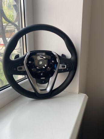 BMW G01/G02/G30 руль