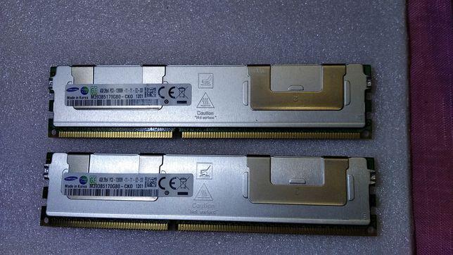 8Gb DDR3  , 2 планки по 4Gb