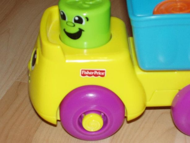 Wywrotka Fisher Price