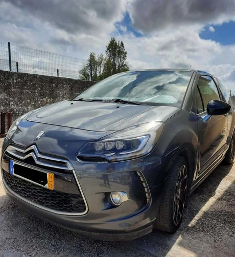 Ds3 Hdi 120cv sport chic 2015