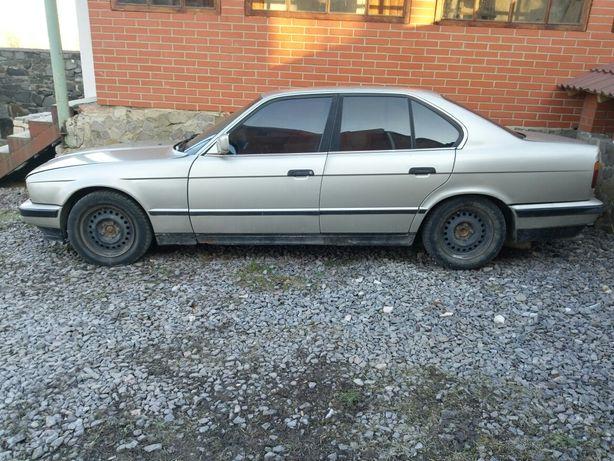 Продам BMW 5 (бмв) е34 1989рік.