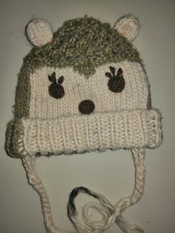 Zara czapka zimowa