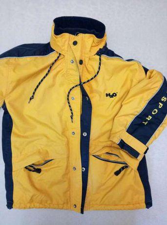 Куртка дождевик на флисе всесезонка H2O SPORT