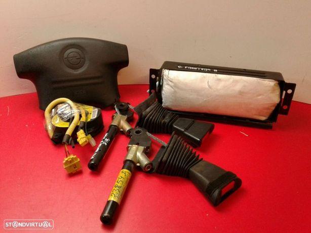 Conjunto / Kit De Airbags Opel Frontera B (U99)